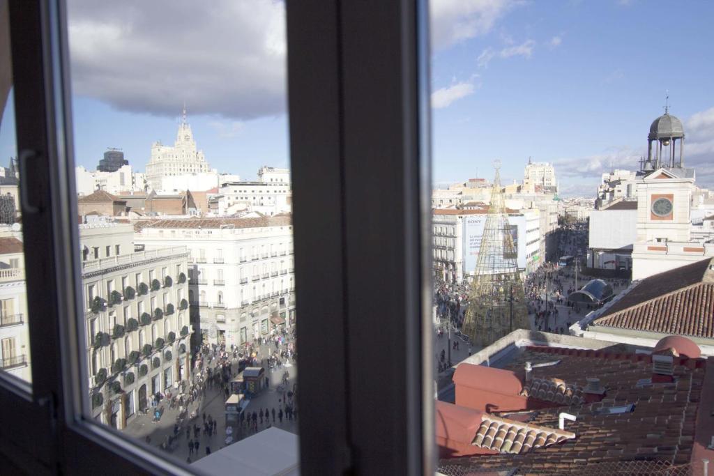 Torreon sol apartment madrid reserva tu hotel con for Appart hotel madrid