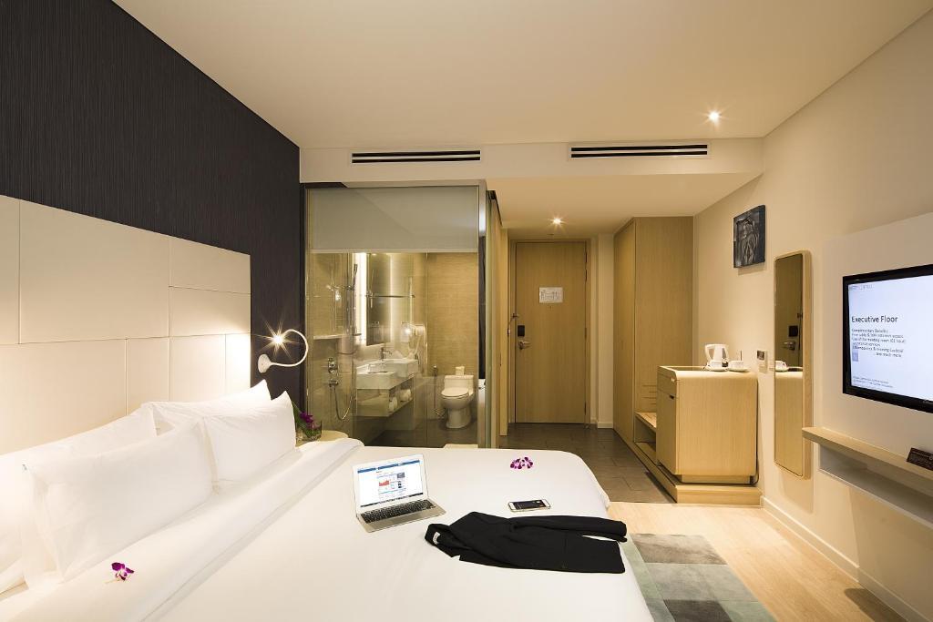 Phòng Executive Deluxe Giường Đôi/2 Giường Đơn