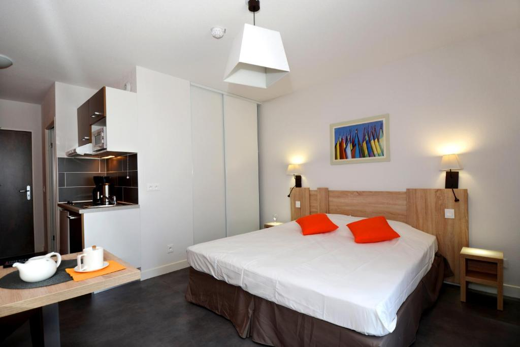 Odalys appart h tel terra gaia r sidences de tourisme for Sete appart hotel