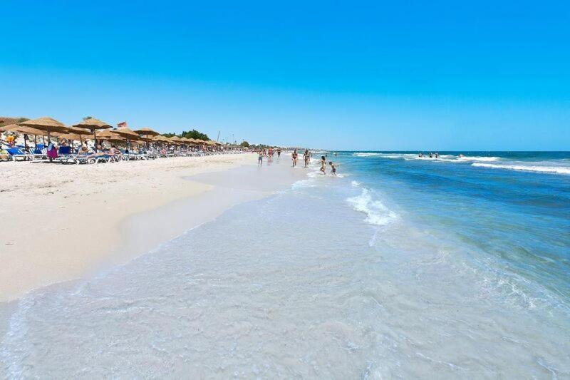 фото пляжа махдия тунис высоту