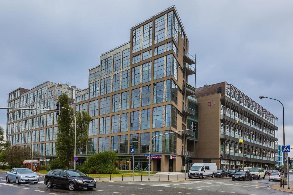 Platinum Residence Qbik - Varsavia