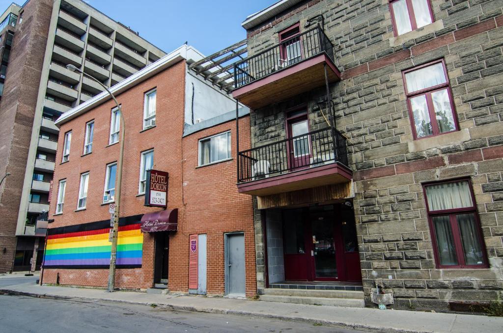 gay montreal hotels b b