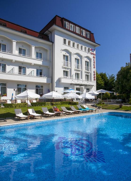 melsa coop spa hotel 3* bułgaria