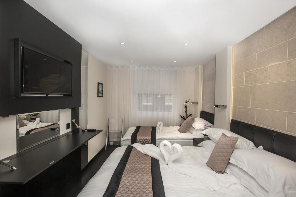Mstay 39 studios london book your hotel with viamichelin for 39 queensborough terrace london
