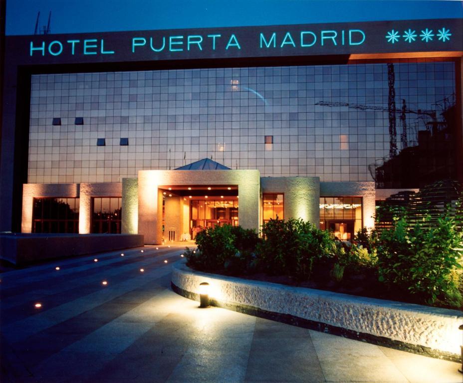 Hotel Madrid Aeroport Navette Gratuite