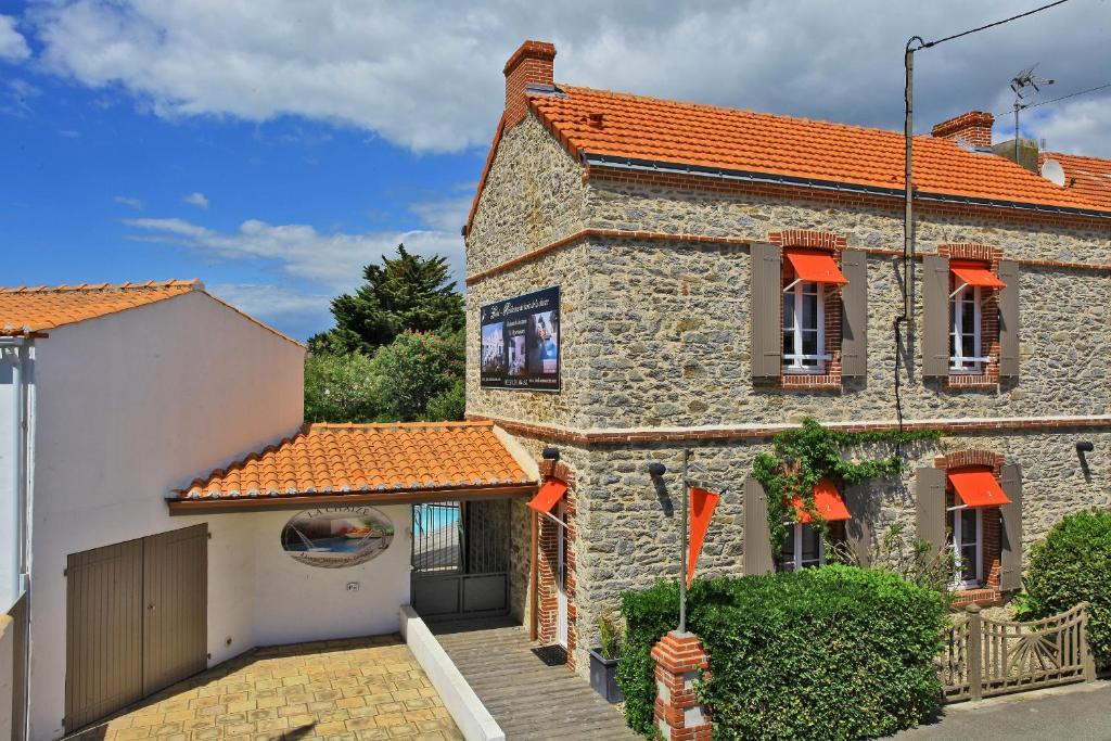 Résidence du Bois de la Chaize Noirmoutier en l'Ile # Hotel Du Bois De La Chaize Noirmoutier