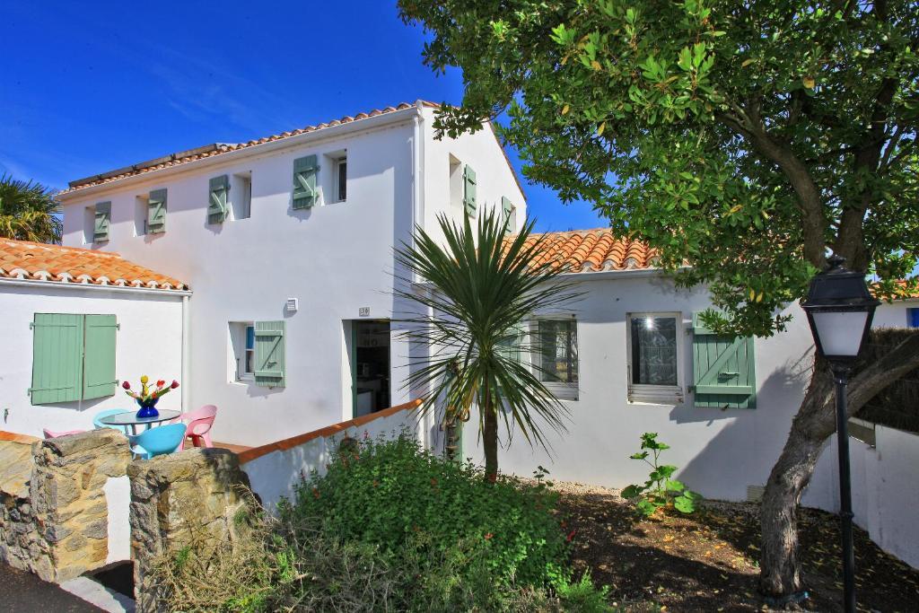 Résidence du Bois de la Chaize, Locations de vacances Noirmoutier en l'Ile # Hotel Du Bois De La Chaize Noirmoutier