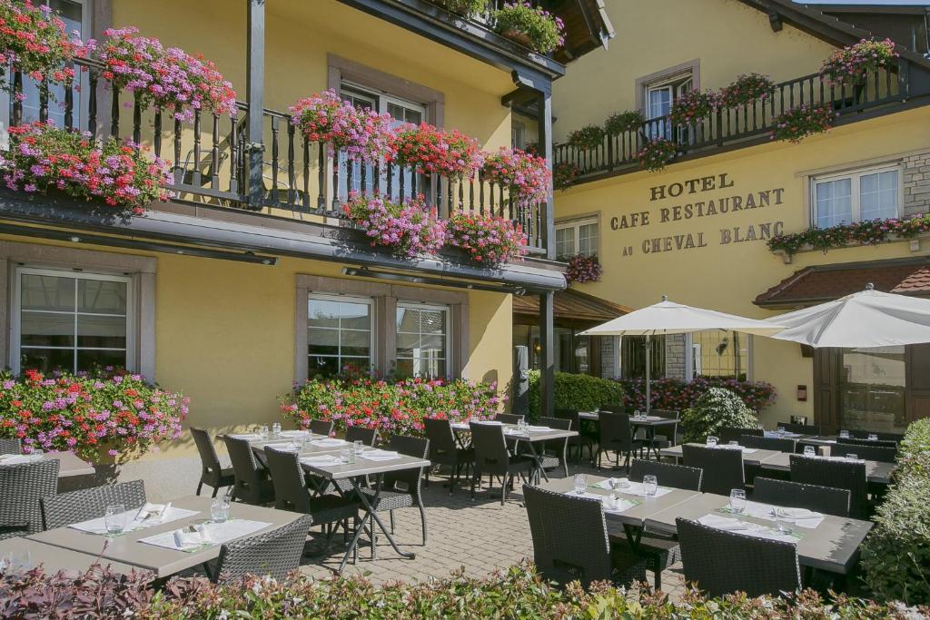 best western hotel au cheval blanc mulhouse nord r servation gratuite sur viamichelin. Black Bedroom Furniture Sets. Home Design Ideas