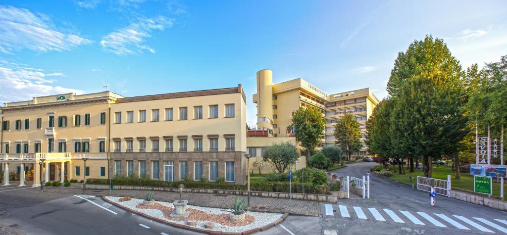 Hotel Savoia Thermae And Spa Abano Terme