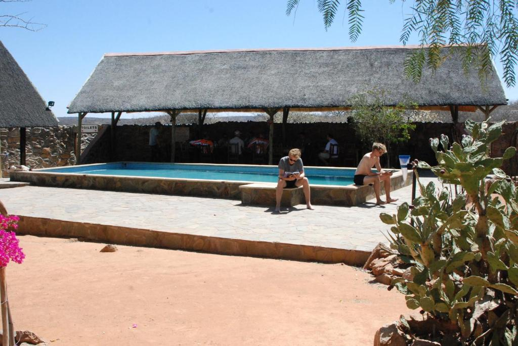 Oppi-Koppi Rest Camp