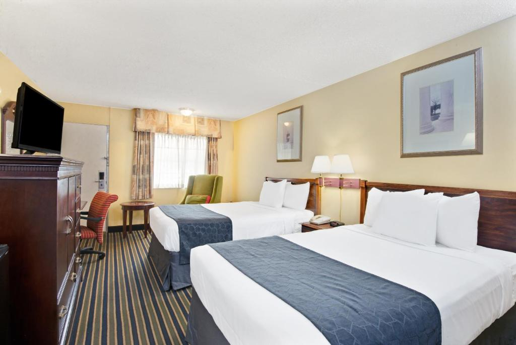 Days Inn Towson Towson Book Your Hotel With Viamichelin