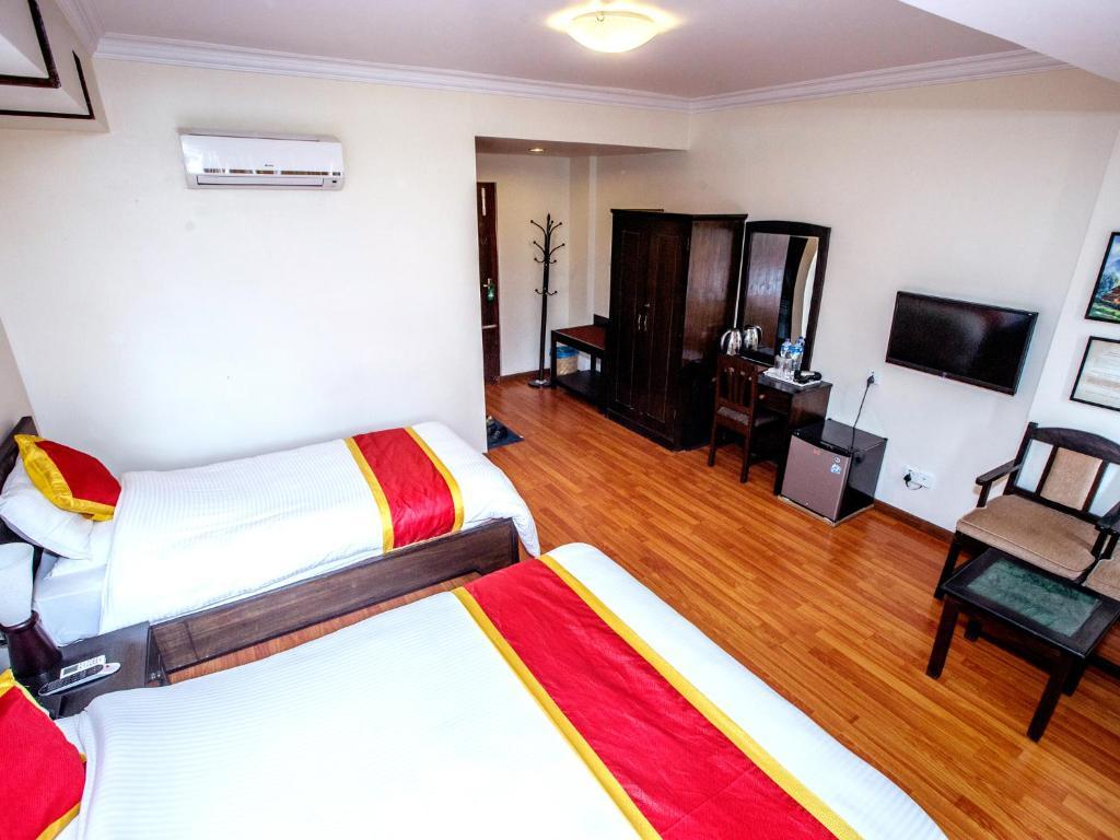 Hotel Mums Home - Kathmandu- reserva tu hotel con ViaMichelin