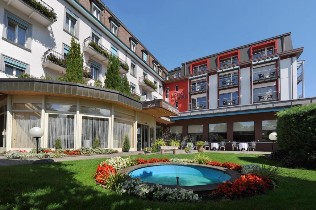 Hotel du nord interlaken book your hotel with viamichelin for Decor hotel du nord