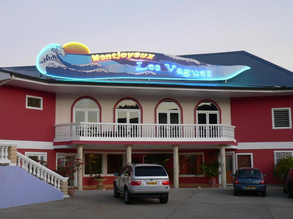 Appart 39 h tel montjoyeux les vagues cayenne reserva tu for Les appart hotel