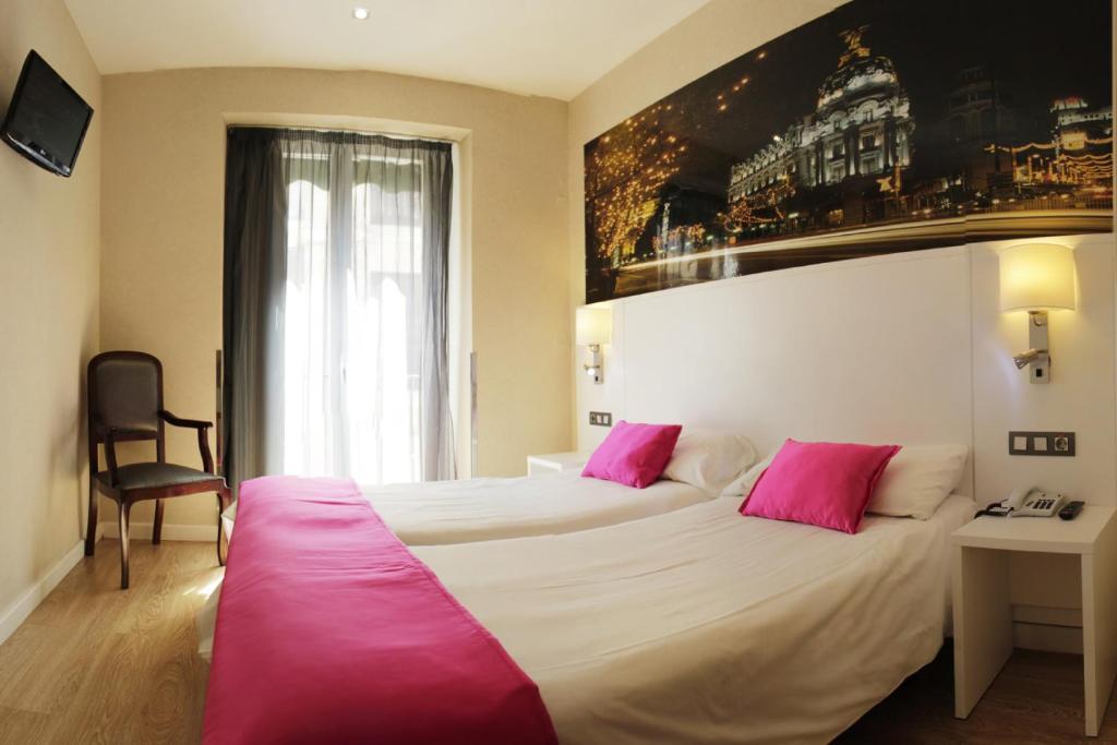 Chambres d 39 h tes hostal olmedo chambres d 39 h tes madrid - Madrid olmedo ...