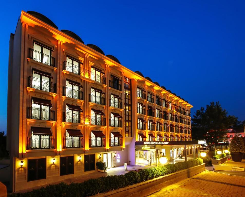 Gonluferah City Hotel  Nilüfer  Informationen und