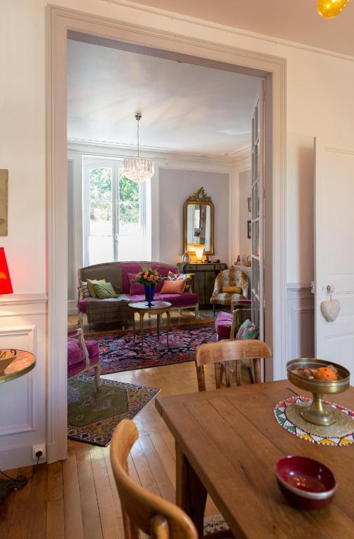 La mancelle chambre et table d 39 h tes r servation gratuite sur viamichelin - Chambre et tables d hotes ...
