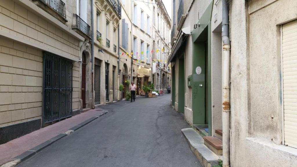 Ida chambres d 39 h tes montpellier montpellier for Chambre d hote montpellier