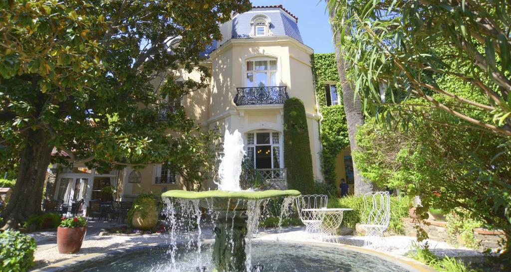 Hotel casa pa ral collioure - Casa pairal collioure ...