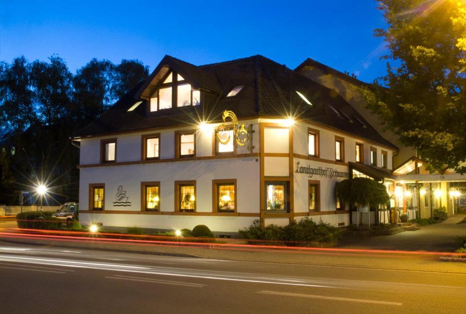 Hotel landgasthof schwanen kork for Appart hotel kehl