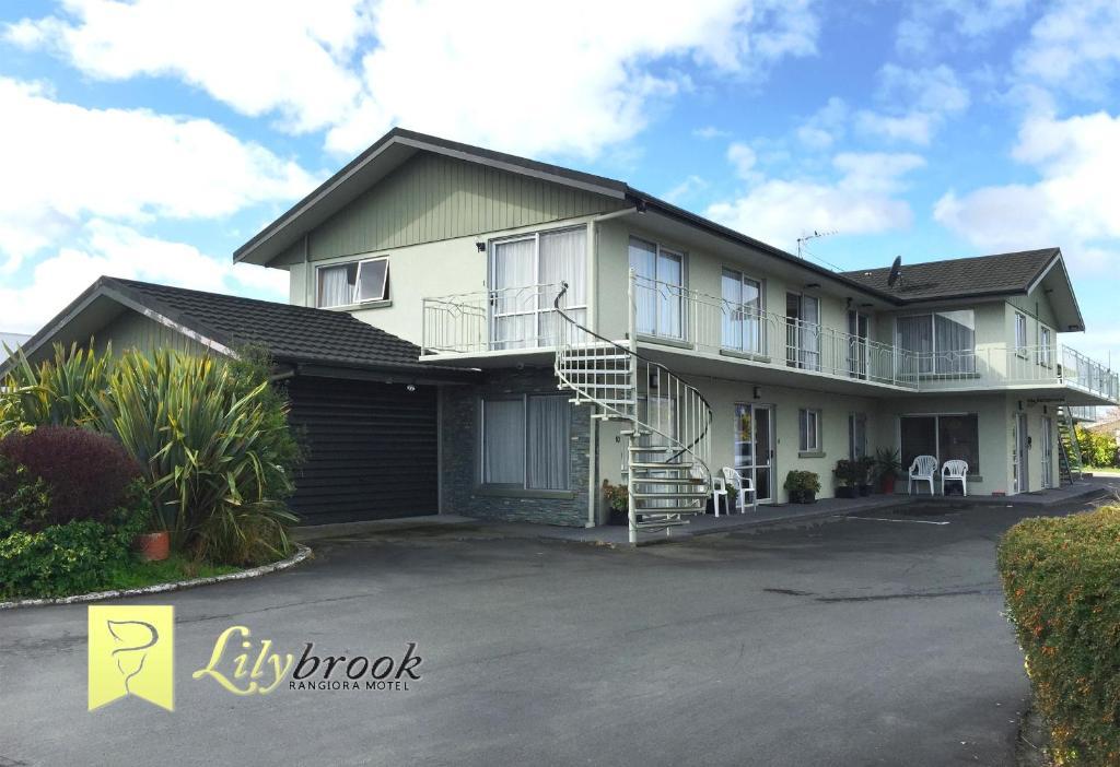 Lilybrook motel r servation gratuite sur viamichelin for Reservation motel