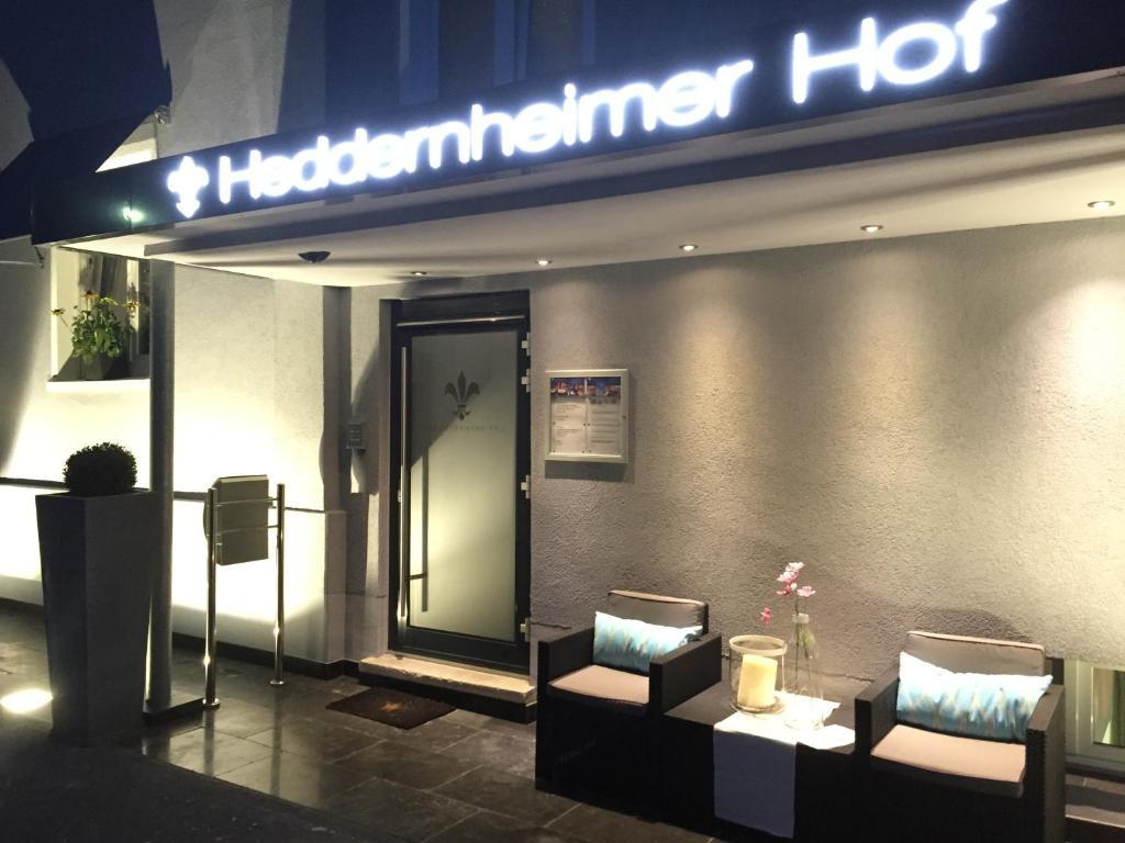 hotel heddernheimer hof r servation gratuite sur viamichelin. Black Bedroom Furniture Sets. Home Design Ideas