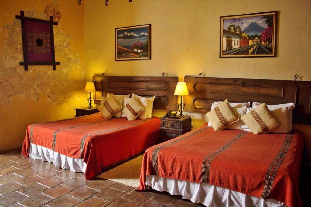 Hotel convento santa catalina chimaltenango reserva tu for Habitaciones familiares lisboa