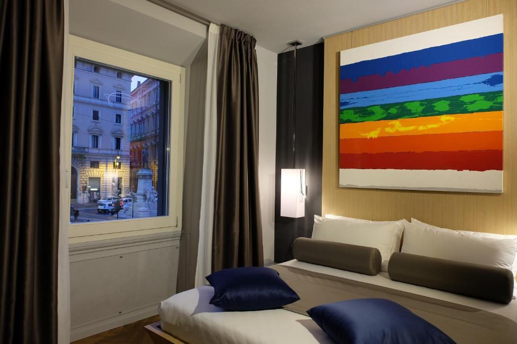Navona rooms rome online booking viamichelin - Hotel damaso roma ...