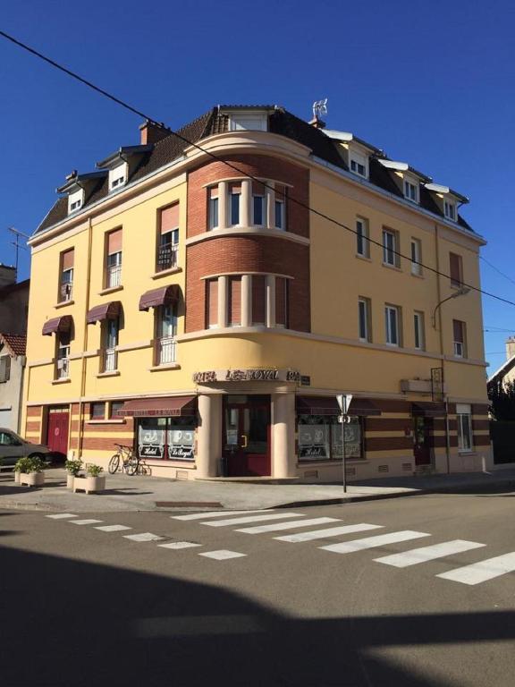 Hotel Le Royal Chaumont