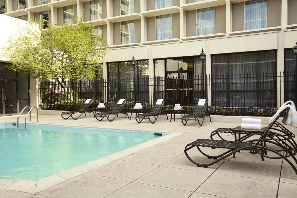 Key Bridge Marriott Arlington Book Your Hotel With Viamichelin