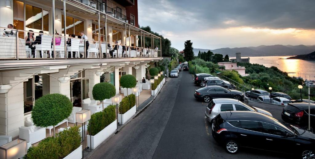 Europa Grand Hotel Lerici