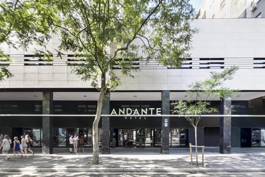 Andante Hotel Barcelona Booking