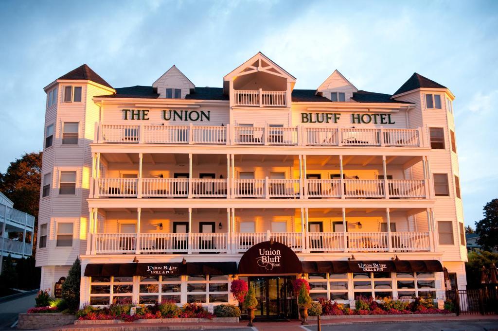 Union Bluff Hotel York Beach Maine