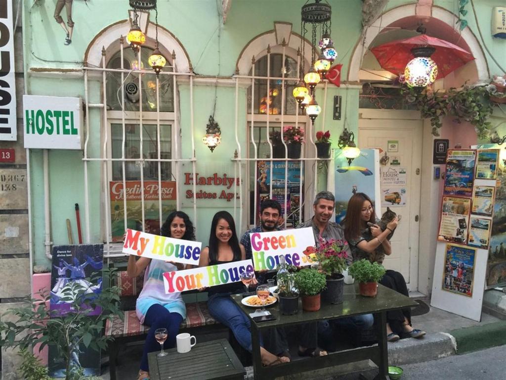 Istanbul Taksim Green House Hostel