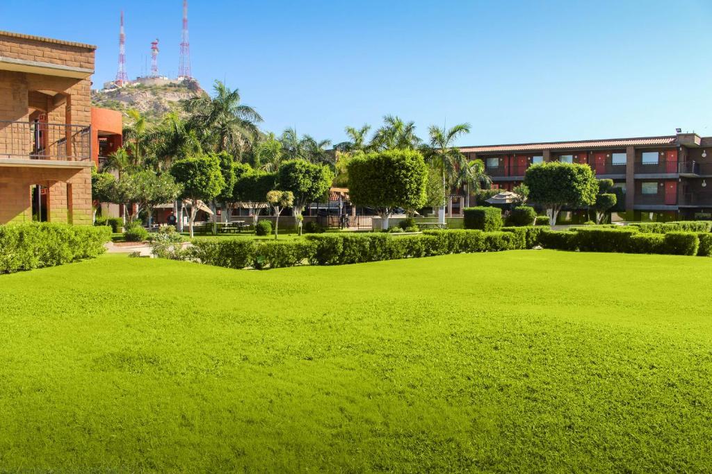 Hotel Colonial Hermosillo Hermosillo Reserva Tu Hotel