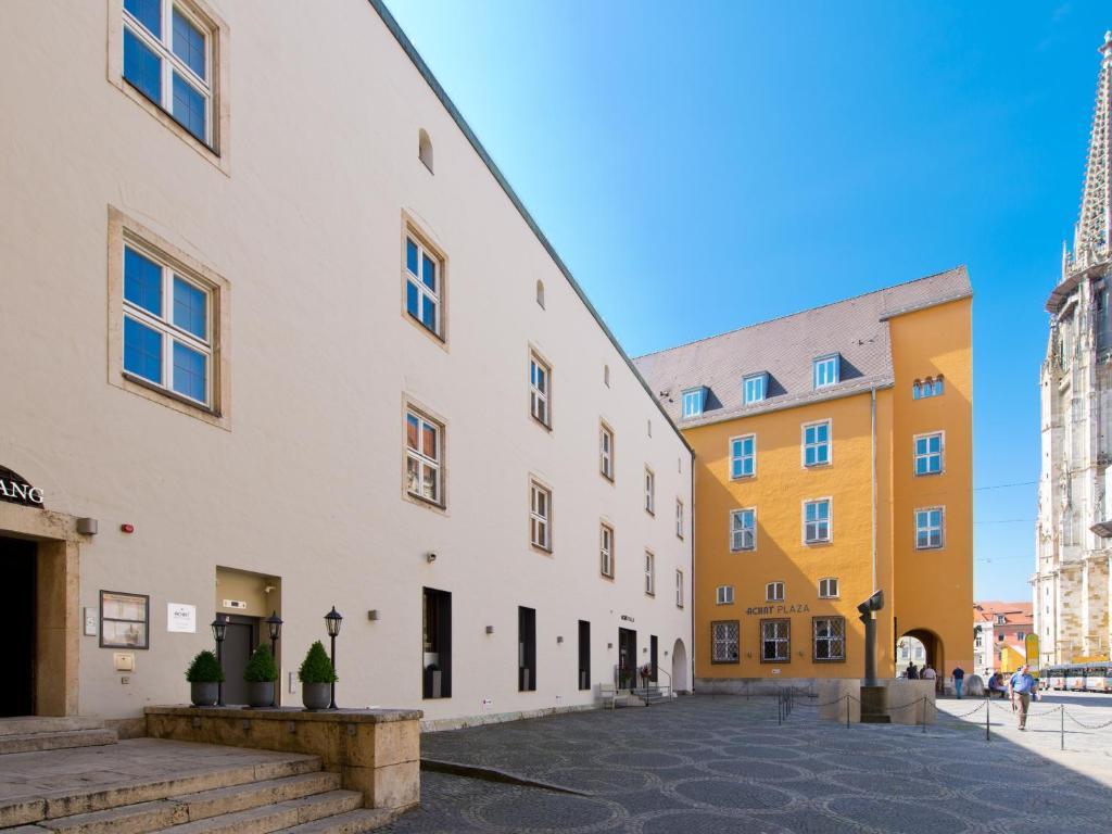 achat plaza herzog am dom regensburg regensburg zarezerwuj online viamichelin. Black Bedroom Furniture Sets. Home Design Ideas