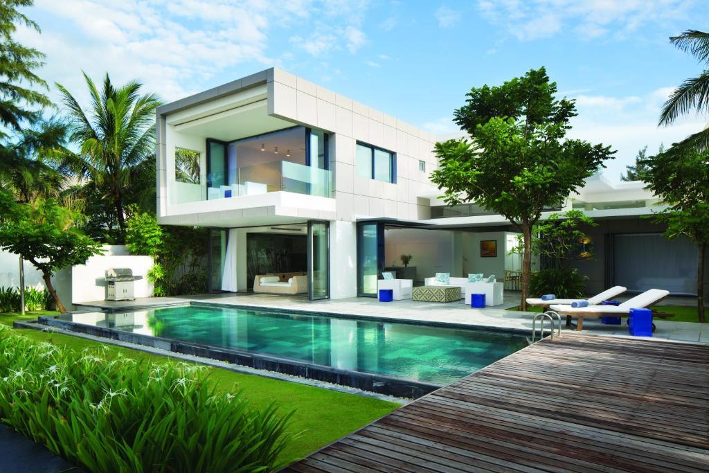 Dinh Thự Premium Bên Bờ Biển có Hồ Bơi