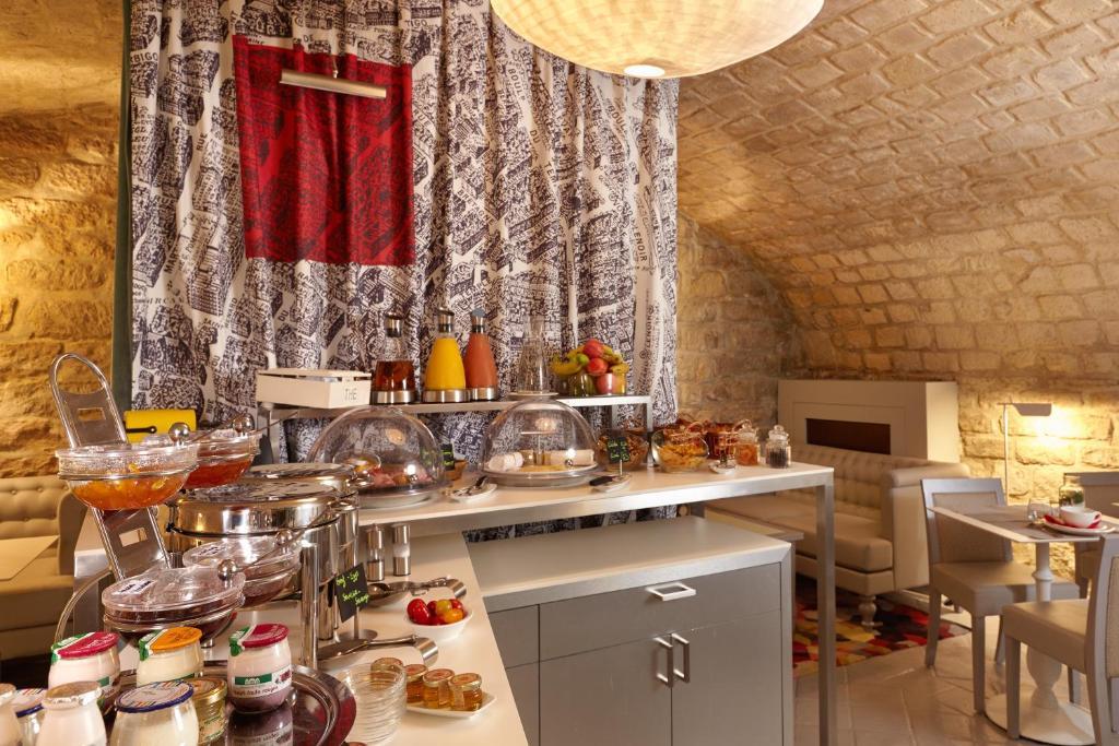 Hotel Best Western Saint Martin Bastille