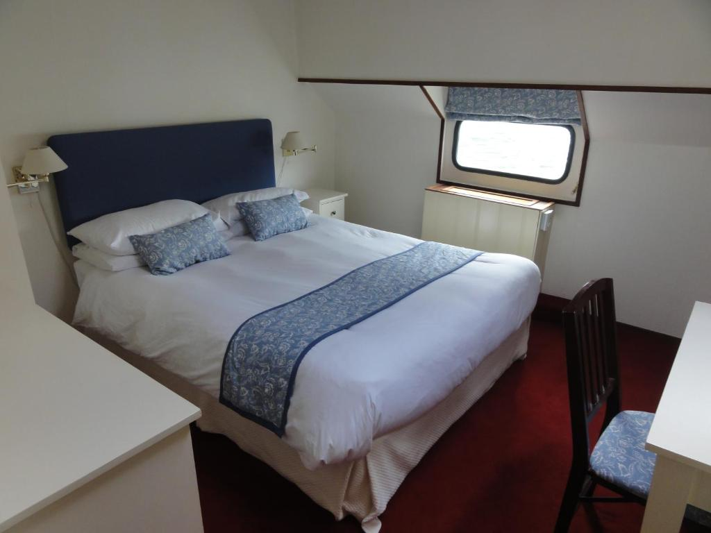 chambres d'hôtes serenity barge, chambres d'hôtes reims