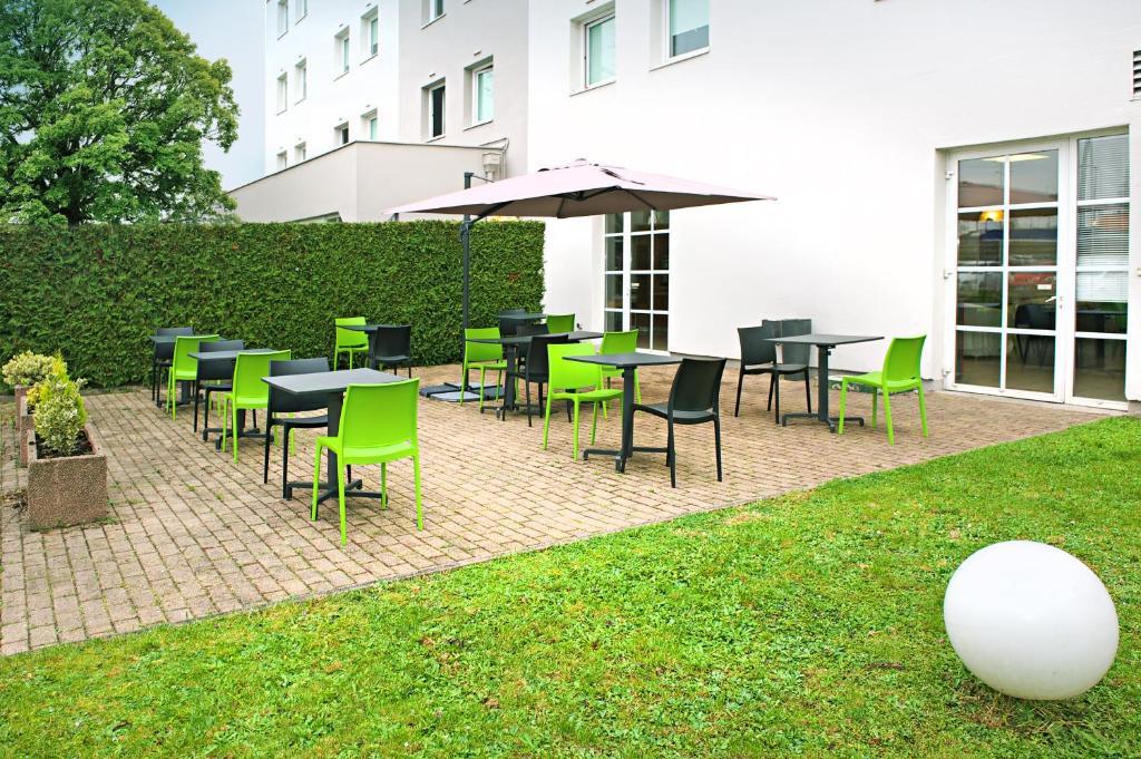 ibis budget strasbourg sud illkirch r servation gratuite sur viamichelin. Black Bedroom Furniture Sets. Home Design Ideas