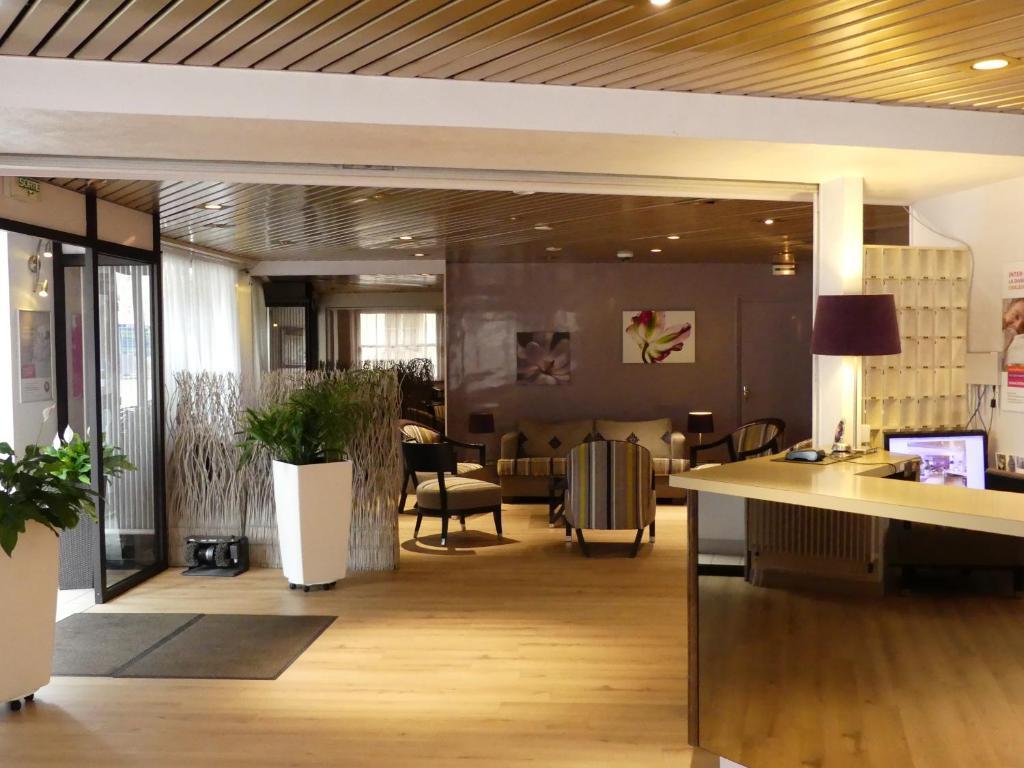 inter hotel de l 39 orme evreux
