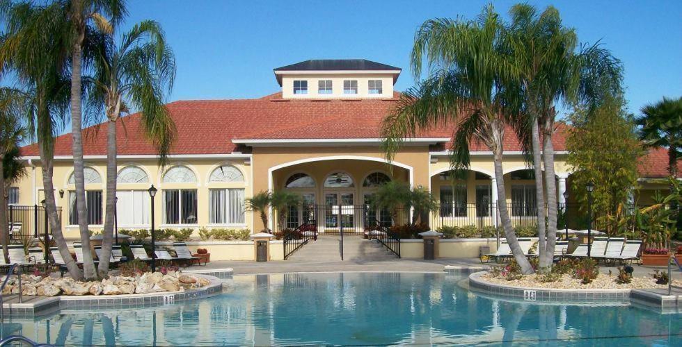 Best Deals For Windsor Hills Resort Four Bedroom House With Private Pool 3v3 Orlando Fl