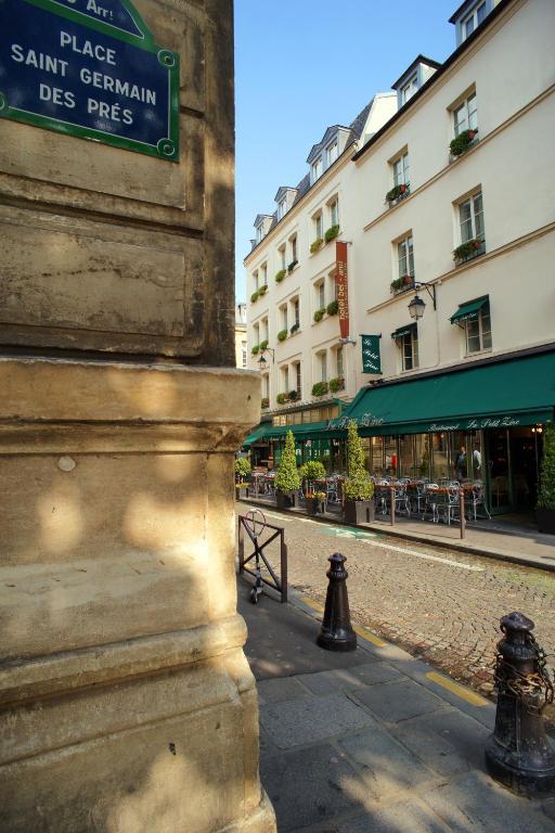 Bel Ami Hotel Paris Booking