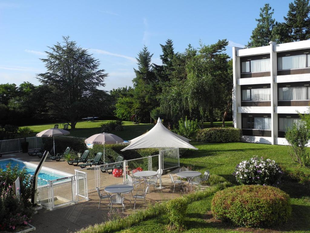 Hotel Avec Piscine A Blois