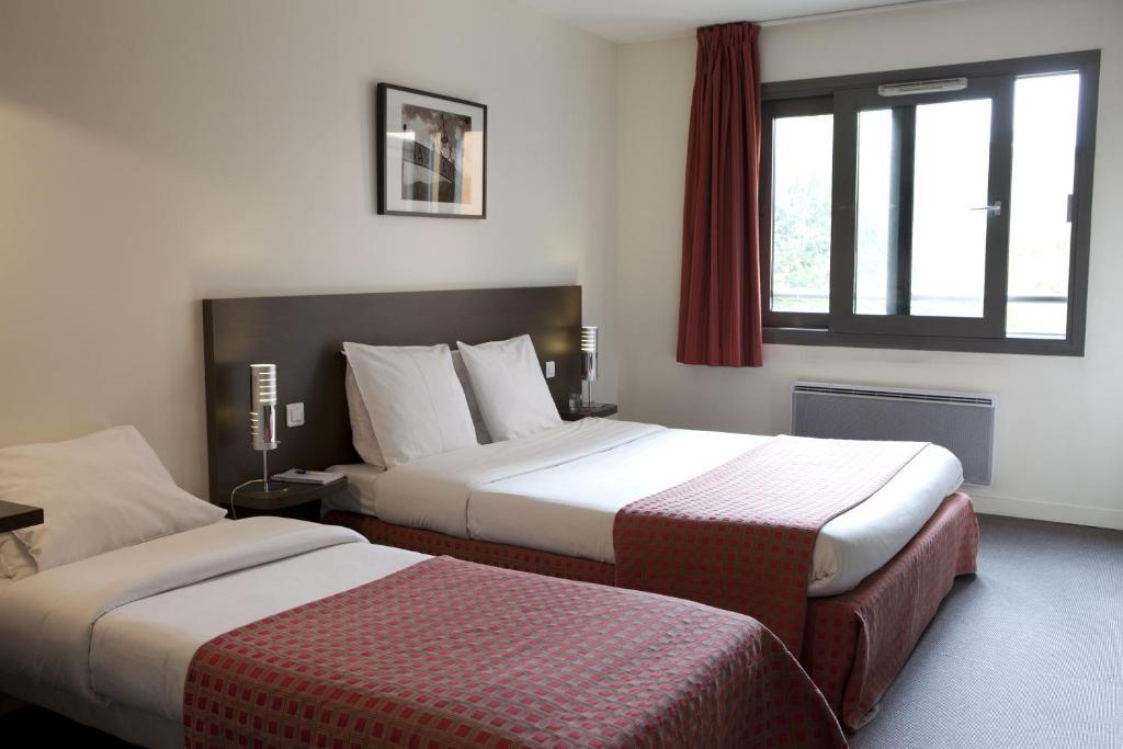 Appart Hotel Arcueil Cachan