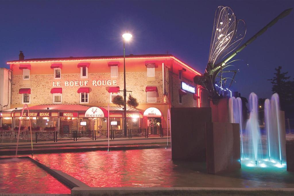 Oradour Sur Glane Hotel Restaurant