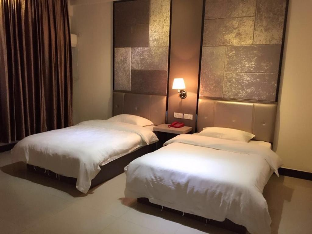 fuyida bianjie inn r servation gratuite sur viamichelin. Black Bedroom Furniture Sets. Home Design Ideas