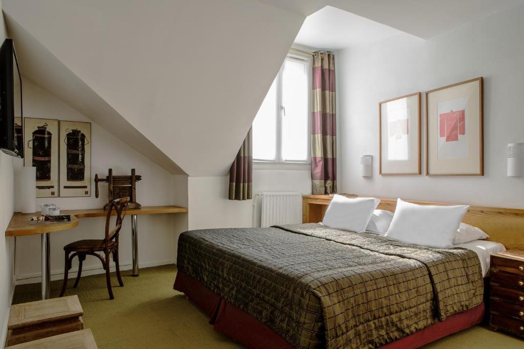 Aberotel montparnasse paris informationen und for Hotels 75015