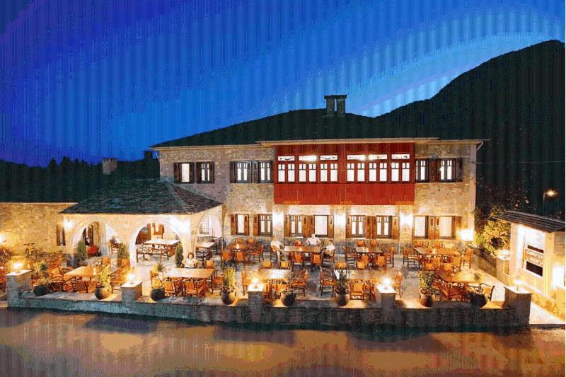 Ξενοδοχείο Δρακόλιμνη