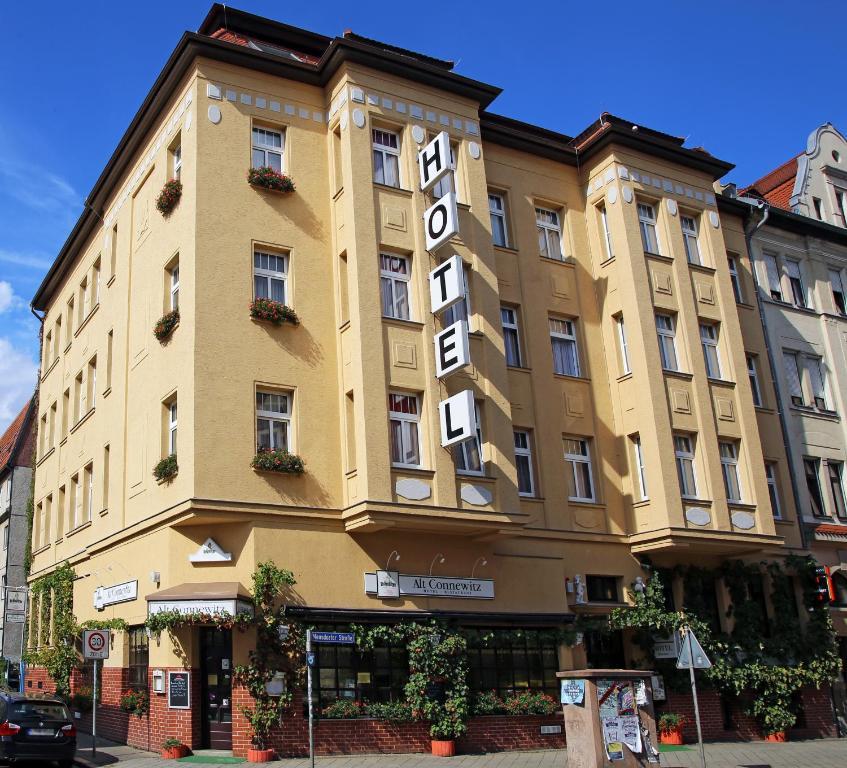 Alt connewitz hotel in leipzig leipzig online booking for Design hotel leipzig